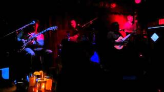 NYC, Terra Blues Bar, jazz