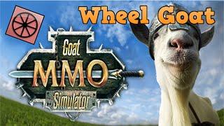"Goat MMO Simulator ""Wheel Goat"" Achievement Guide"
