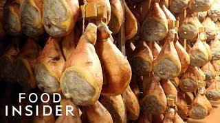 How Italian Parma Ham Is Made | Regional Eats