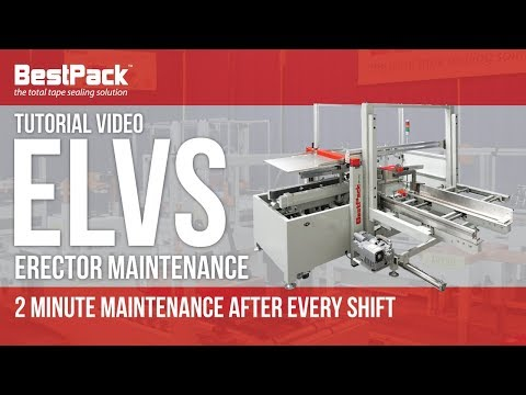ELVS Maintenance Video