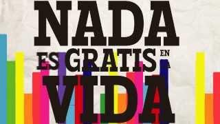 Cuarteto De Nos - Nada Es Gratis En La Vida (Lyric Video)