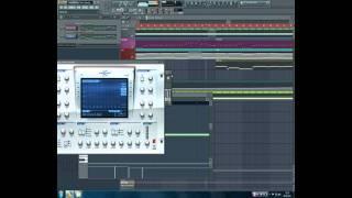 Rank 1 - Airwave (Alex T Remix) in FL Studio