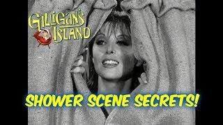 Gilligan's Island--Ginger's Shower Scene Secrets--What REALLY Happened Behind the Camera!?