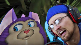 WORST MOM EVER!! SCARY TATTLETAIL CHRISTMAS in JULY w/ BAD FURBY PRESENT 4 SPOILED KID! (FGTEEV #1)