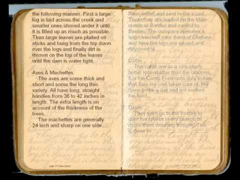 The Journal Nicaragua 1903
