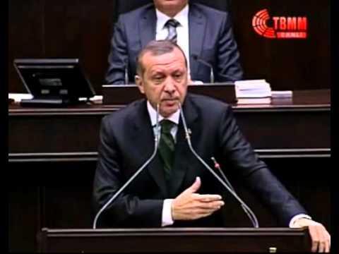 basbakan recep tayip erdogan meclis konusmasi 09/10/2012