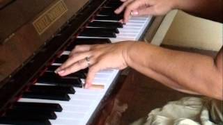 Vera Gama - piano - Vera Cruz de Milton Nascimento