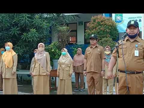 Pembukaan PLS daring SMP Negeri 3 Kota Tangerang