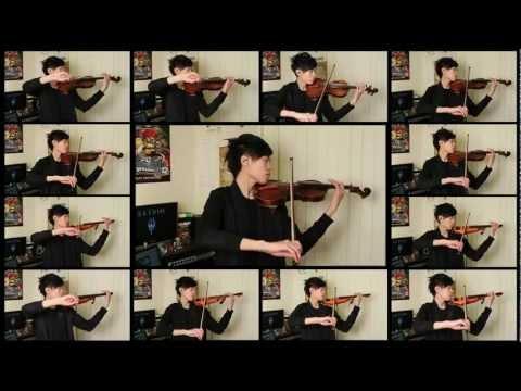 Skyrim par Jason Young au violon