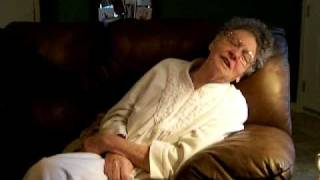 Christmas granny farts