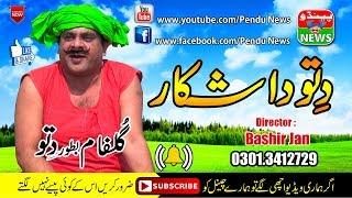 Dittu Ka Shikaar | Gulfam Khan Funny Video | Pendu News