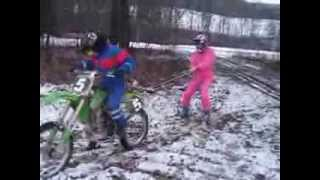 No Brain Riders Motoskijoring(mud)