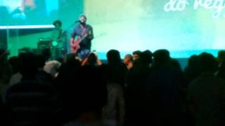 Salomão do reggae na IBMH