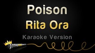 Rita Ora - Poison (Karaoke Version)