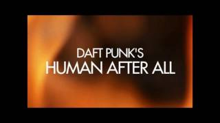 Daft Punk  Human After All Acapella