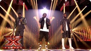 Rough Copy sing End Of The Road by Boys 2 Men - Live Week 9 - The X Factor 2013