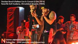 Raftaar I Am A Revolution Song Live in Concert Ahmedabad 2016