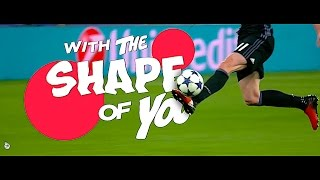 FOOTBALL SKILLS 2016/17 • Shape of You