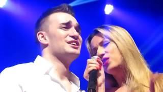 Rada Manojlovic & Haris Berkovic - Biseri i svila - (Acapella) - Oskar popularnosti - (01.03.2016.)