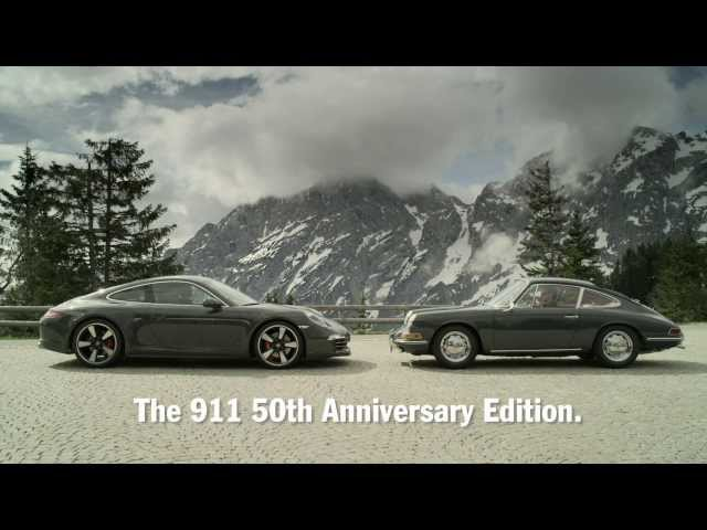 Tradition: Future - The 911 50th anniversary edition