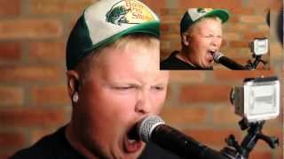 For Today - Foundation - Vocal Cover by Taylor Thomson (Bands Choice Winner!)