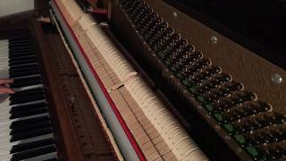 comptine d'un autre été piano