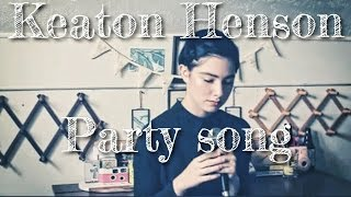 Keaton Henson - Party Song Cover