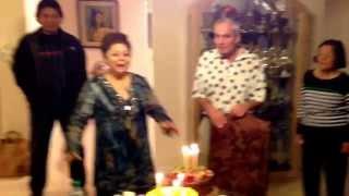 Merci Molina Hanley's Bday Celebration with friends and family Nov 10, 2013