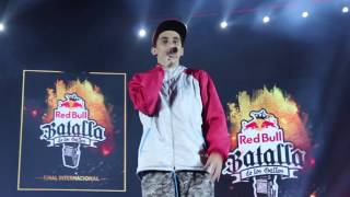 RAMSES MCKLOPEDIA - Final Internacional 2016 – Red Bull Batalla de los Gallos