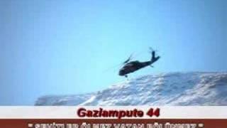 GAZİAMPUTE 44  ÖZEL(CANAN ANDERSON-TÜRK MARŞI)