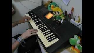 Animal Crossing - Rainy Day (Piano Cover)