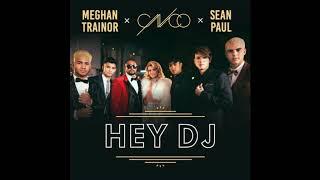 CNCO, Meghan Trainor, Sean Paul - Hey DJ (Audio)