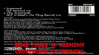 Bone Thugs -N- Harmony - Crossroads (DJ U-Neeks Mo Thug Remix)(LP Version 2Track Europe Single) (02)