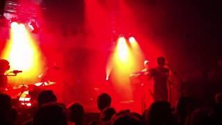 Bonobo live band - El Toro + Drum Solo Klub Eter Wrocław 09 04 2011