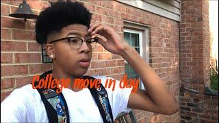 College Move In Day Vlog 2019 |Odu