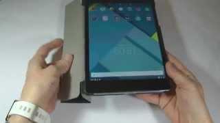 Nexus 9 – MoKo Slim Cover with Sleep/Wake Mode and Stand Function