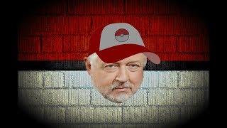 Leif GW Persson ska bli Pokémon-mästare (Cover)