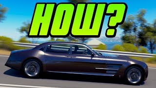HOW To Get The REAGLIA In Forza Horizon 3!