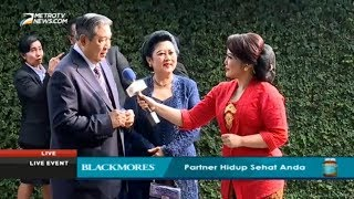 Pernikahan Kahiyang Kental Adat Jawa, SBY Harap Bangsa Ini Terus Lestarikan Budaya