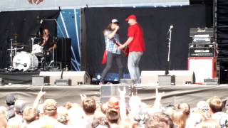 Harlej - Z Cuby kiwi [live @ Masters of Rock 2015]