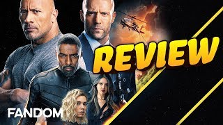 Hobbs & Shaw | Review!