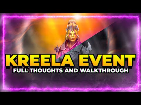 RAID | KREELA EVENT | FULL Thoughts and Walkthrough!