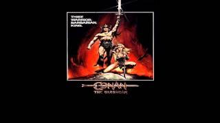 Conan The Barbarian Soundtrack Main Theme