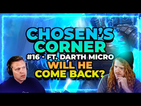 ChoseN's Corner #16 | DARTH MICRO | Will DOOM TOWER bring him back?!