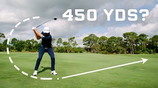Why It's Almost Impossible to Drive a Golf Ball 450 Yards (ft. Dustin Johnson) | WIRED