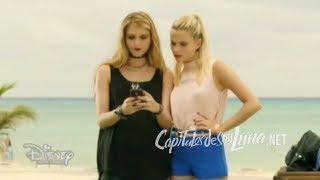 Ámbar patina con Emilia - Soy Luna 2 (Cap 77)