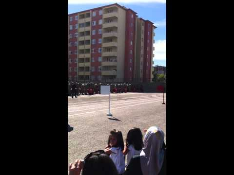 347. KISA DÖNEM YEMİN TÖRENİ - İl Jandarma Komutanlığı / ANKARA