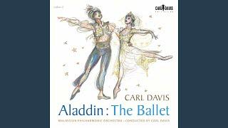 Aladdin, Act I: The Spell
