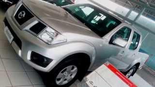 Nissan Frontier 4x4 2015 Video preços ficha técnica consumo