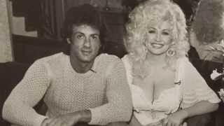 Sylvester Stallone ft. Dolly Parton - I'll Be There